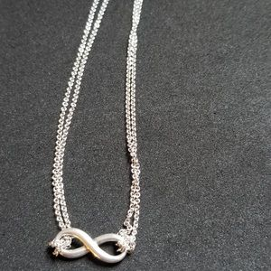 Tiffany & Co. Jewelry - Infinity necklace